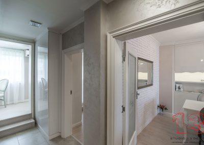 Коридор - Сливница - Интериорен дизайн