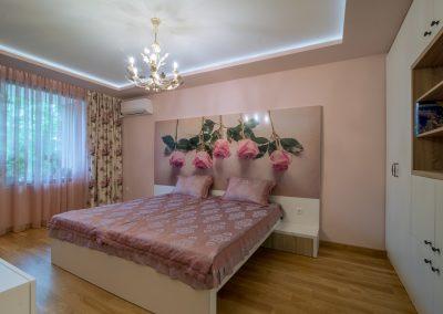 Спалня - Генерал Колев - Интериорен дизайн